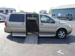 Once Lynn could no longer walk and had to use a wheelchair, buying a wheelchair van also became a necessity.