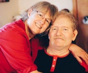 Donna and Lynn Steigleder