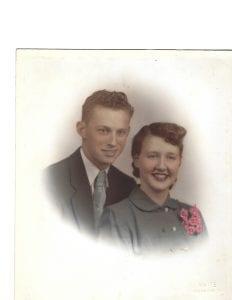 Evelyn and Albert Steigleder