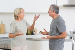 Caregiving can be very stressful for family members and between the caregiver and care recipient.